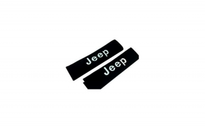Set 2 Huse pentru centura de siguranta Jeep, premium