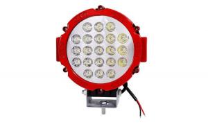 Proiector LED Auto Offroad 63W/12V-24V,