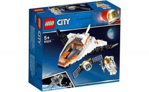 LEGO CITY MISIUNE DE REPARAT SATELITI