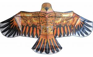 Zmeu in forma de vultur culoare multicolor ata de 40 metrii