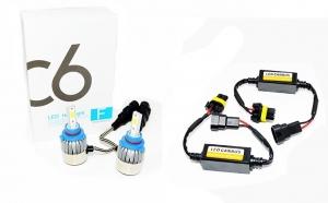 Set de doua becuri cu LED auto HB3 cu adaptor canbus, la doar 243 RON in loc de 420 RON