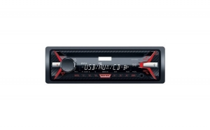 Radio MP3 player auto cu Bluetooth, Aux , cititor card, USB, telecomanda Xplode