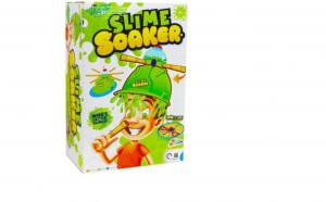 Joc de ruleta cu casca, Slime Soaker, #StamAcasa, Jocuri pentru toti