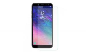 Folie ecran, Samsung Galaxy A6 2018 Plus, Sticla securizata