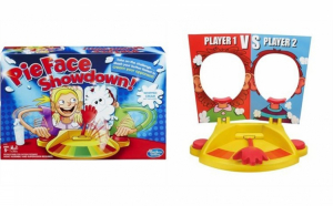 Joc interactiv pentru copii si parinti Pie Face Showdown