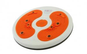 Disc rotativ pentru fitness, Slabit dupa Pasteee