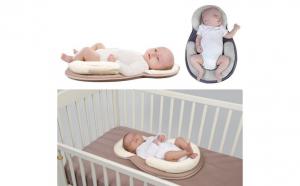 Pat portabil pentru bebelusi