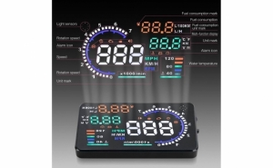 Vitezometru digital pentru masina