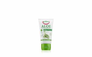 Crema pentru maini si unghii, Aloe Protezione Naturale, cu 40% Aloe si alte ingrediente naturale, 75 ml