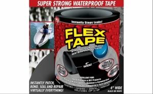 Banda super adeziva Flex Tape, la numai 39 RON de la 49 RON