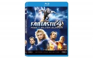 Cei patru fantastici: Ascensiunea lui Silver Surfer / Fantastic Four: Rise of the Silver Surfer