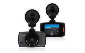 Martor in trafic camera auto profesionala, Full HD 1080P, DVR LCD, Night Vision G-Sensor