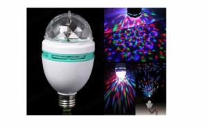 Bec disco LED Proiectie jocuri lumini