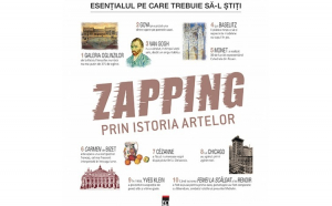 Zapping?prin istoria artelor - Larousse