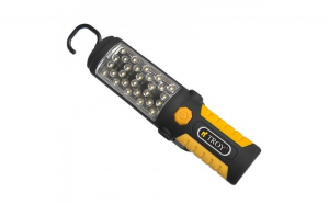 Lampa de lucru cu acumulator Troy T28052, 33+5 LEDU-uri, 12-220 V