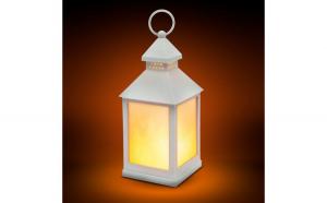 Lampă LED cu baterii, model imitaţie