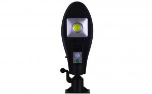 Lampa solara cu detector de miscare