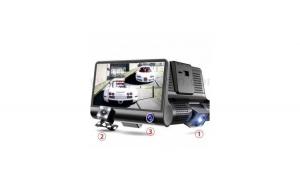 Camera auto WDR portabila - Full Hd, Dual Cam – Fata/Spate