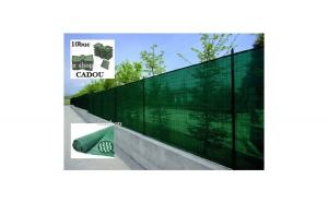 Plasa verde pentru gard + CADOU clipsuri, TeamDeals 9 Ani, Primesti un cadou