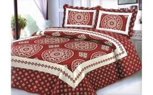 Cuvertura de pat cu model CV19