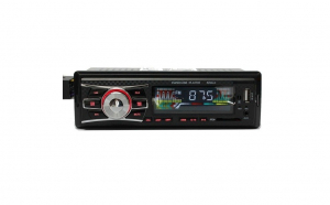 Radio MP3 Player auto , 4 x 50 W, Bluetooth, USB, AUX, slot microSD, telecomanda