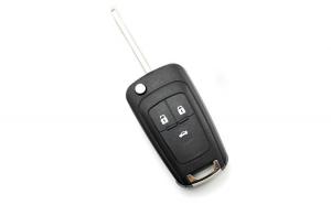 Opel / Chevrolet - Carcasa tip cheie