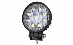 Proiector LED Bar, Off Road, rotund, 27W