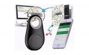 Dispozitiv inteligent antipierdere, cu tehnologie Bluetooth 4.0, ce functioneaza cu o baterie