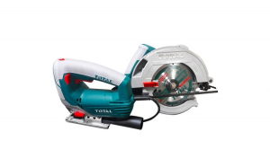 Set circular electric Total 1400w si