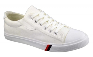 Tenisi barbatesti albi - 2 Stripes
