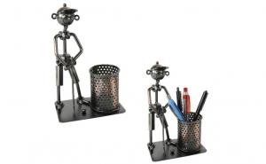 Suport decorativ instrumente scris, la 60 RON in loc de 120 RON