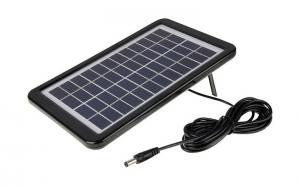 Panou solar portabil fotovoltaic 1,8W