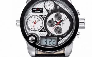 Ceas Weide WH2305-5C - white, la doar 199 RON in loc de 398 RON