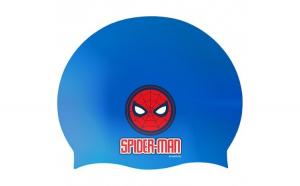 Casca de inot din silicon Spiderman