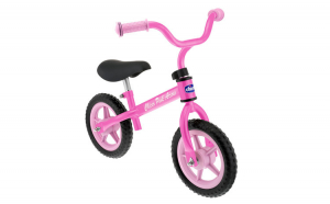 Bicicleta pentru copii Chicco Roz (3+