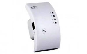 Amplificator de retea pentru semnal Wireless