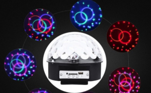 Glob Disco Cu Boxa