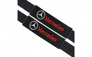 Set 2 Huse pentru centura de siguranta MERCEDES,premium