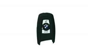 Husa din silicon pentru cheie BMW F10, F20, F30, X3, X5 noua , Logo
