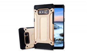 Husa Hybrid Armor Tough Rugged pentru Samsung Galaxy Note 8 N950 gold