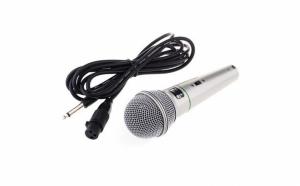 Microfon dinamic semi-profesional cu cablu, WVNGR DM-401