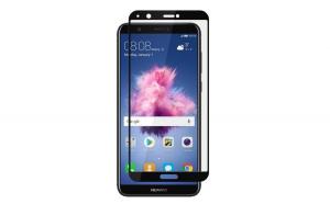 Folie sticla, Full screen, Huawei P20 PRO, acopera tot ecranul, Negru
