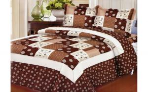 Cuvertura de pat cu model CV12