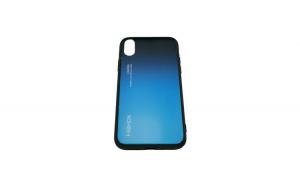 Husa Apple iPhone X Hybrid BackDegrade,