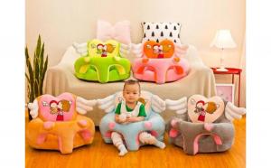 Fotoliu din plus bebe – Aripi de inger