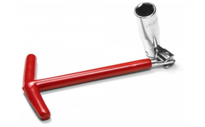 Cheie pentru bujii 16 mm Tolsen 3034