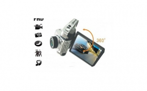Camera auto F900, rezolutie de 1920x1080P, FULL HD wide angle 120 grade,ecran LCD: 2.5 inch TFT + accesorii, la 139 RON in loc de 330 RON