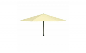 Umbrela antivant pentru gradina