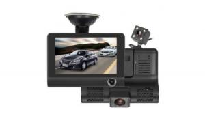 Camera auto tripla:
