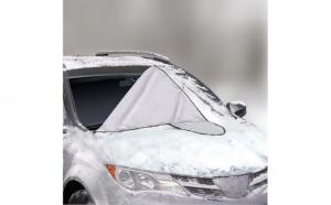 Setul soferului: prelata parbriz, modulator auto G7 + cadou suport magnetic pentru telefon